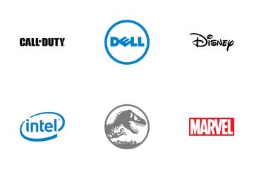 World Brand Logos Vol 2 Icon Pack