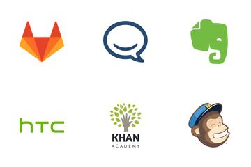 World Brand Logos Vol 4 Icon Pack