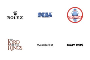 World Brand Logos Vol 7 Icon Pack