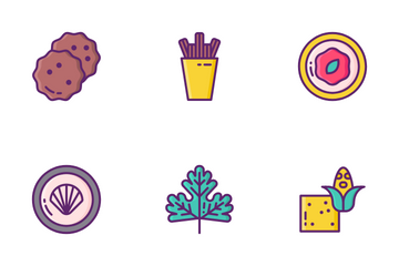 World Cuisine Icon Pack
