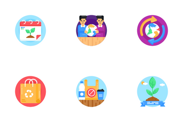 World Environment Day Icon Pack
