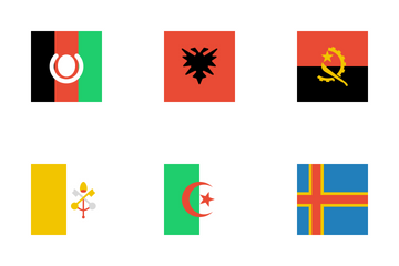 World Flags  Icon Pack