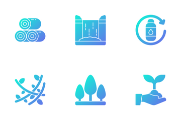 World Forestry Icon Pack
