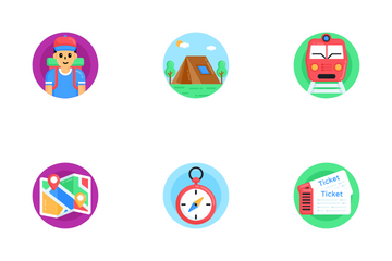 World Tourism Day Icon Pack