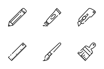 Write & Tool Icon Pack