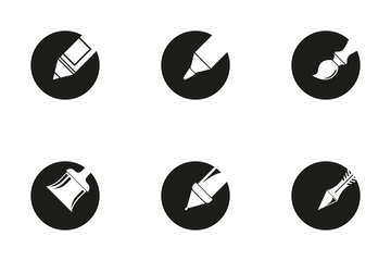Writing Tool Icon Pack