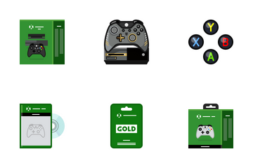 Xbox One Console Icon Pack