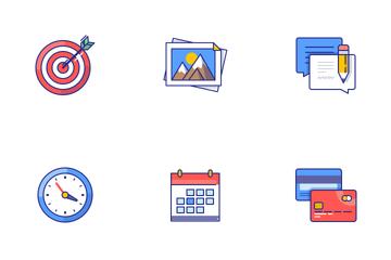 Xomo: Basics Icon Pack