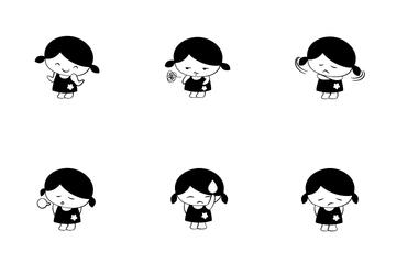 Xuxu Emoji Icon Pack