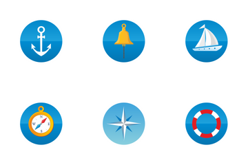 Yachting  Icon Pack