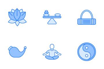 Yoga Icon Pack