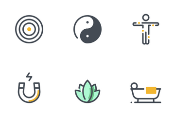 Yoga Icon Pack