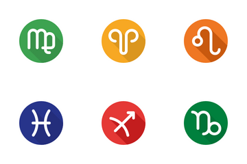 Zodiac Sign Icon Pack