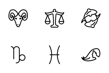Zodiacs  Icon Pack