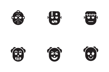 ZOMBIE & GHOST Icon Pack