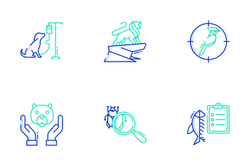 Zoology Icon Pack