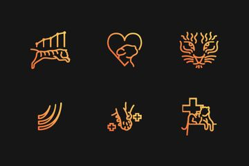 Care Tiger Icon Pack