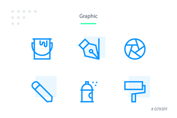 Graphic Icon Pack