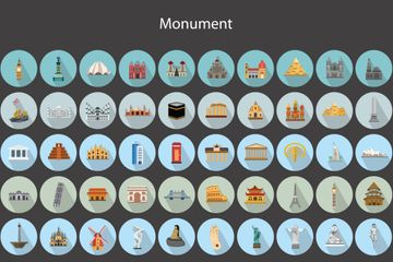 Monument Icon Pack