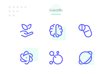 Scientific Icon Pack