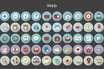 Web Pack Icon Pack