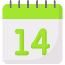 Artboard Copy Th January Calendar Icon