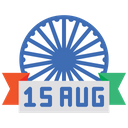 15 august Icon