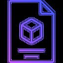 D File Icon