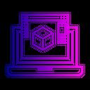 3 D Tool Online Icon