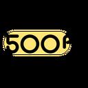 500 Px Technology Logo Social Media Logo Icon