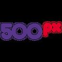 500 Px Px Technology Logo Icon