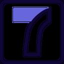 7 Eleven Icon