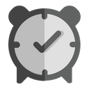 Accepted Alarm Icon