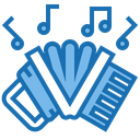 Accordian Instrument Musical Icon