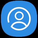 Account Samsung Icon