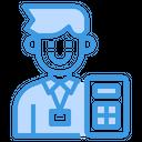 Accountant Icon