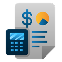 Accounting Finance Business Icon