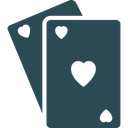 Ace Of Heart Casino Heart Card Icon