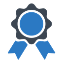 Best Quality Achievement Ribbon Icon