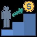 Achievement Financial Advisor Investment Icon