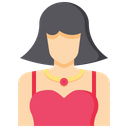 Actressmodel Female Girl Icon