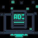 Ad Media Ad Media Icon