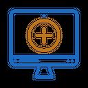 Website Add New Icon