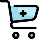 Add Cart Smart Cart Online Store Icon