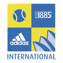 Adidas International Logo Icon
