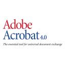 Adobe Acrobat Logo Icon