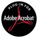 Adobe Acrobat Plug Icon