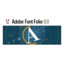 Adobe Font Folio Icon