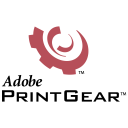 Adobe Printgear Logo Icon