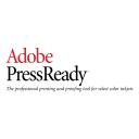 Adobe Pressready Logo Icon